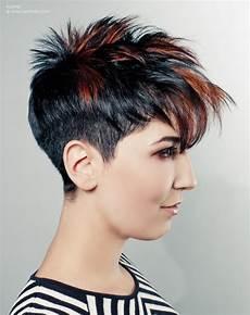 elegant punky short hairstyles razanflight com