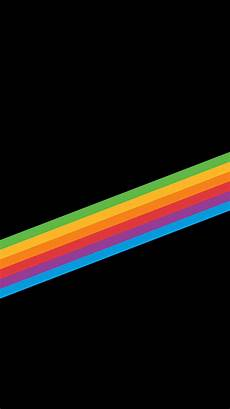 iphone x wallpaper rainbow iphone x fond 233 cran rainbow wallpaper black wallpaper