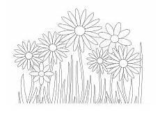 Ausmalbilder Blumen Wiese Gratis Ausmalbilder Blumenwiese Ausmalbilder