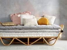 gaddiposh matratze aus ecrufarbener baumwolle 90x190