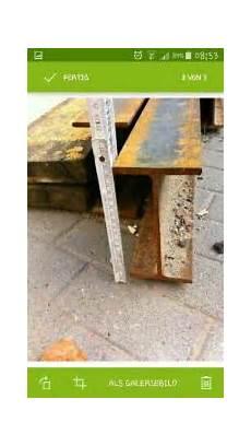 Doppel T Träger Holz - rest baumaterial aufl 246 sung in berlin sonstiges material
