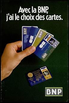 Avec La Bnp J Ai Le Choix Des Cartes Archives