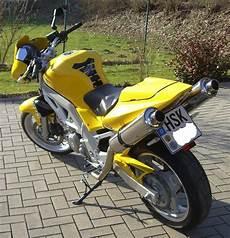 Suzuki Sv 650 V Gelb Biete Motorrad