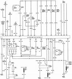 88 ford fuel wiring diagram 1988 mustang 2 3 motor new ignition module checked coil which is ok tries to start but won t