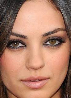 Mila Kunis Augen Color Analysis Quiz What Colors Look On Me Smokey