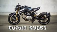 Suzuki Sv650n by Suzuki Sv650 Cafe Racer