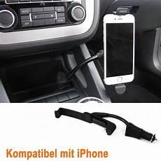 aktive kfz auto handy halterung mit ladestation f 252 r iphone