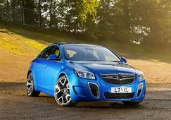2013 Vauxhall Insignia VXR SuperSport Has 273km/h Top