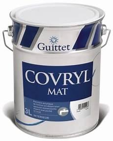 Covryl Peinture Acrylique Mat Int 233 Rieur Monocouche