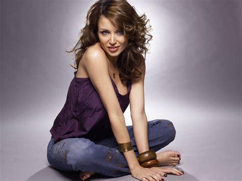 Dannii Minogue Feet