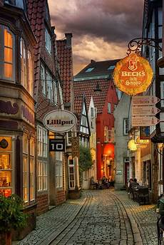 schnoor bremen germany germanytravel germany