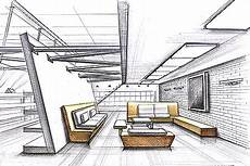 your daily inspiration interior design drawing technique
