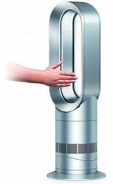 dyson am09 cool ventilateur chaud et froid blanc