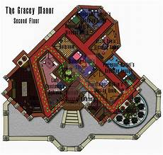 haunted house floor plans haunted mansion second floor plan by shadowdion on deviantart