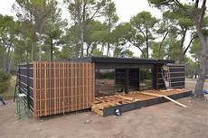 Wohncontainer Selber Bauen - pop up house multipod studio archinect