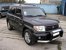 Mitsubishi Pajero Pinin - 2002 mitsubishi pajero pinin pictures information and