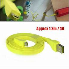Yellow Micro Charging Cable Logitech Boom by 4ft Yellow For Logitech Ue Boom Bluetooth Speaker Pc Dc