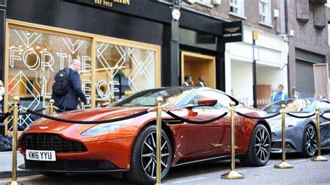 Aston Martin To Launch London Ipo