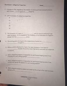 solved worksheet colligative properties name a property chegg com