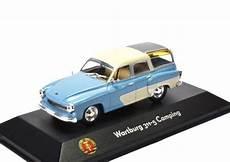 масштабная модель Wartburg 311 5 Cing 1960 синий с