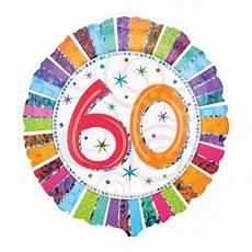 helium balloon 60th birthday gifts co uk