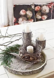 2 Kreative Diy Schalen Winterliche Deko F 252 R Euren Tisch