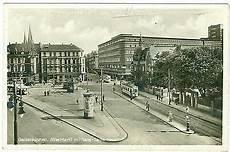 gelsenkirchen markt gelsenkirchen alter markt mit hans sachs haus feldpost