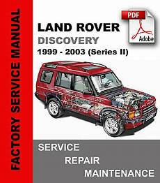 free auto repair manuals 1999 land rover discovery windshield wipe control land rover discovery 1999 2003 series ii 2 service repair workshop manual oem ebay