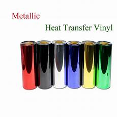 premium metallic heat transfer for shirts heat