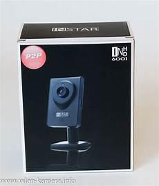 Wlan Kamera Test - die instar in 6001 hd wlan kamera im test wlan kamera