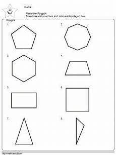 2nd Grade Math Teach The Polygons With These Nifty