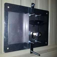 rinforzare porta piastre rinforzi e serrature di sicurezza per basculanti e