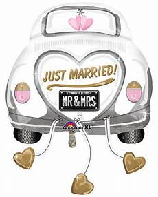 Malvorlagen Auto Just Married Just Married Car Foil Balloon Foil Balloons For Your