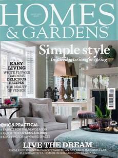 homes and gardens magazine daniel schofield