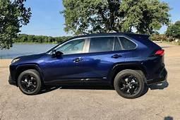 2019 Toyota Rav4 Hybrid Fuel Tank Capacity  2020