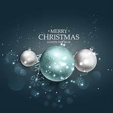 merry christmas beautiful background design with glowing effects download free vector art
