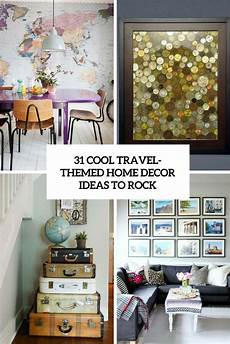 travel themed bedroom for seasoned 31 cool travel themed home d 233 cor ideas to rock digsdigs