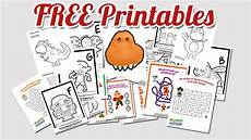 activities for kids printable free printable kids activities coloring pages worksheets for children youtube