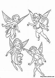 coloring pages 17531 18 dessins de coloriage la f 233 e clochette et ses amies 224 imprimer