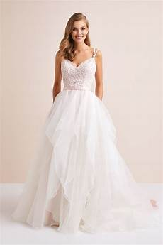 Gown Wedding Dresses With Straps