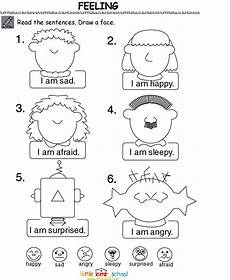 13 best images of what are feelings worksheets pdf