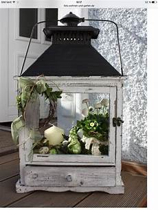 Laterne Dekorieren Deko Pinterest Craft