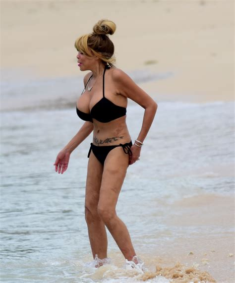 Wendy Williams Nude