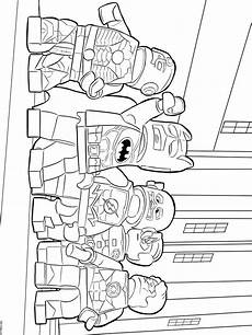 Malvorlagen Batman Lego Lego Batman Coloring Pages Free Printable Lego Batman