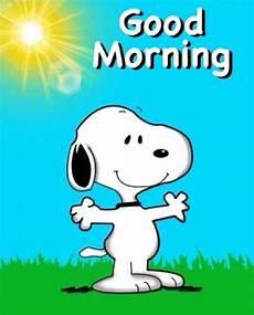 Morning Morning Snoopy Snoopy