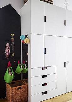 Ikea Kleiderschrank Kinderzimmer - stuva storage and hanging baskets are child friendly