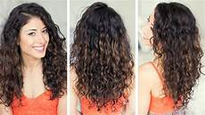 Curly Hairstyle For Hair How To Do It