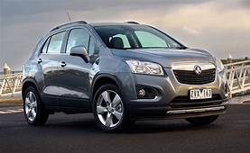 Holden Trax Pricing And Specifications  Photos 1 Of 17