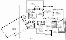 5 bedroom house plans 1 story traditional style house plan 5 beds 4 5 baths 4271 sq ft