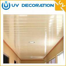 Factory Price Decoration Plastic Material Pvc Ceiling